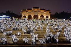 台北兩廳院紙熊貓展