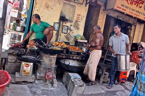 Streetfood of Varanasi