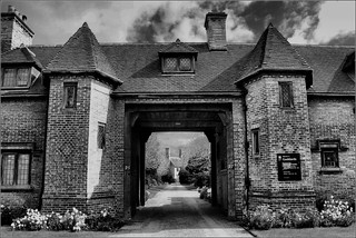 Entrance to Goddards, York