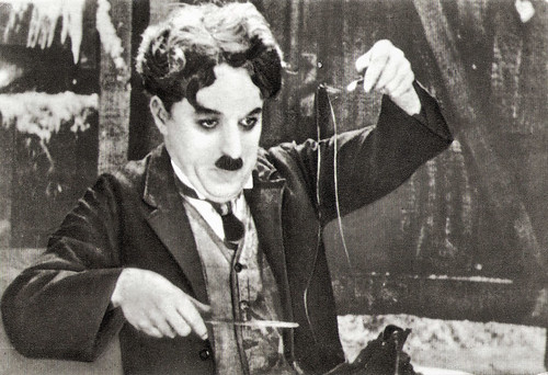 Charlie Chaplin, The Gold Rush