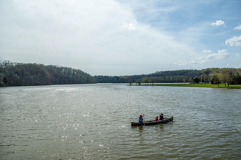 Versailles State Park - April 26, 2014