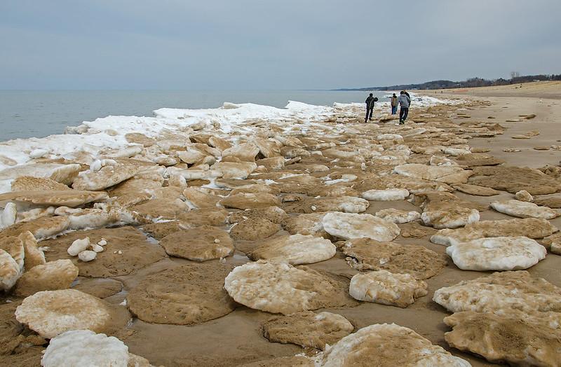Cobbled Ice Path