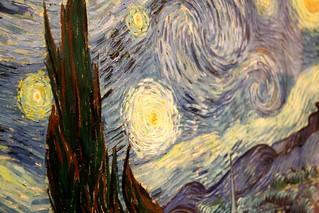 Starry Night Detail