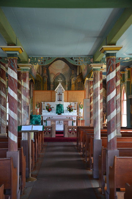 St. Benedict's Painted Church (a0004370)