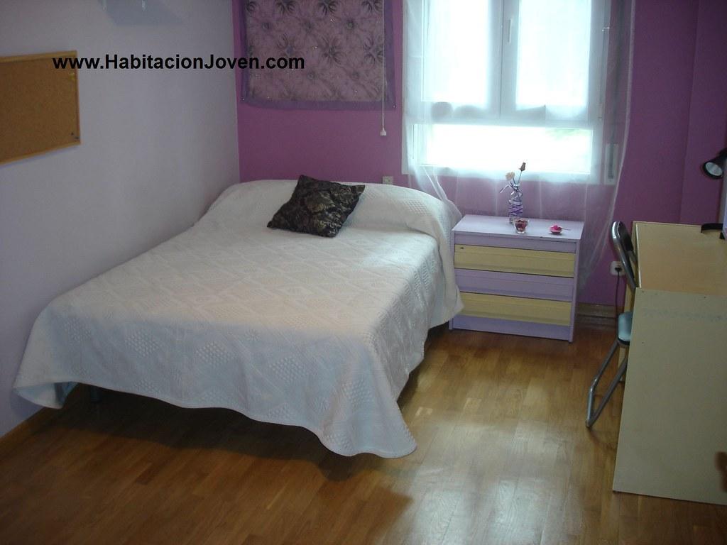 Alquiler habitaciones madrid moratalaz pza c alonso for Habitaciones individuales en alquiler