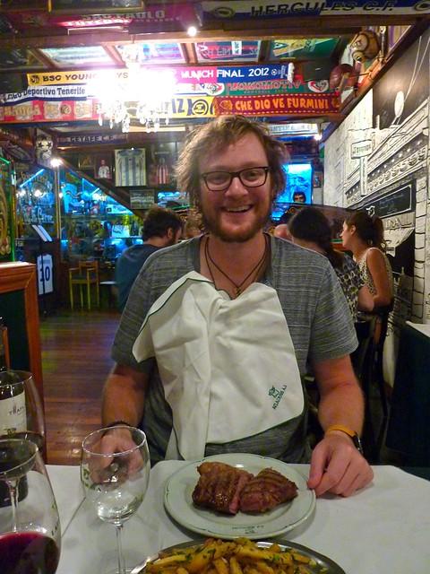 steak tiempo