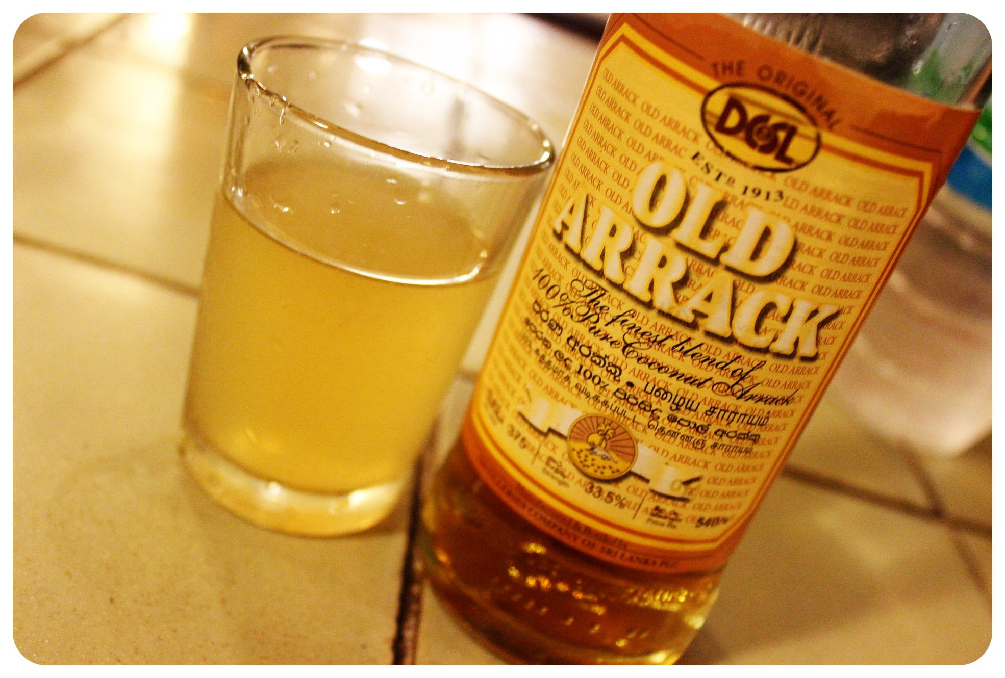 arrack colombo
