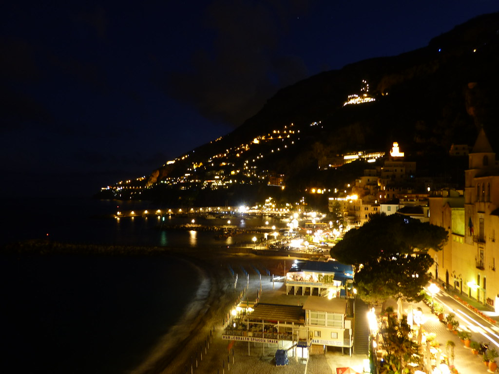 Night in Amalfi