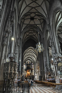 Vienna - St Stephens Cathedral