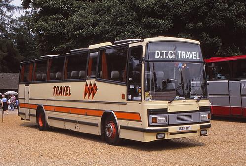 DTC Travel 1624 WY