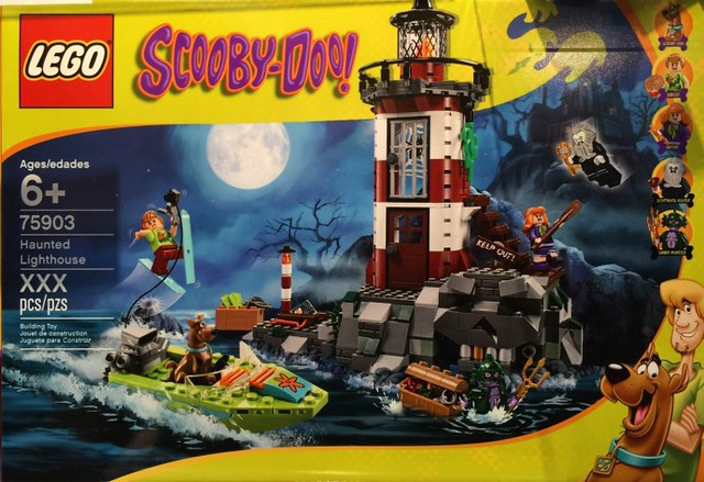 LEGO Scooby-Doo 75903 - Haunted Lighthouse