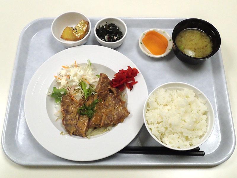 2015年2月18日の昼ご飯