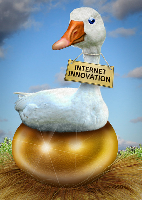 Internet Innovation is The Goose That Laid the Golden Egg