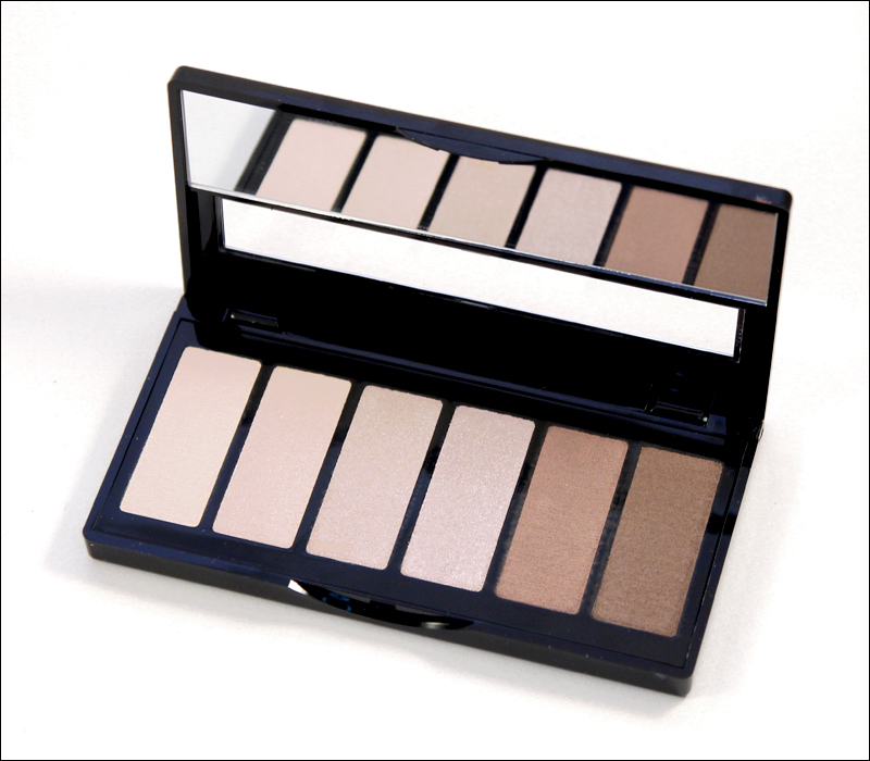 IsaDora Nude essentials eye color bar1