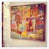 ☆☆☆ Disponible à la Galerie Philippe Gelot à #Paris ☆☆☆☆ Tarek #BD #paristonkarmagazine #art #stickers #streetart #graffiti #writer #artistes #stencil #painting #art #urban #Tarek #france #exposition #drawings #nyc #newyork #manhattan #gotham