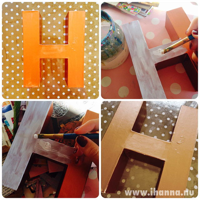 H is for Hanna