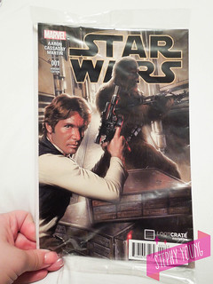 Star Wars Comic LootCrate