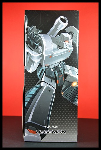 Toyworld TW-01B Hegemon (Megatron)
