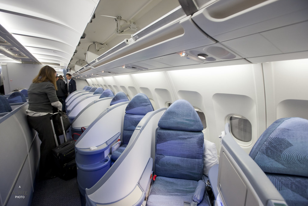 Review Of Air Canada Flight From Montreal To Vancouver In