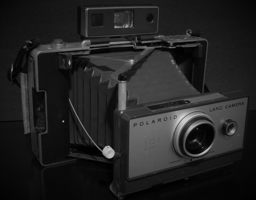 Polaroid 101 Automatic
