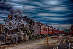 Steam Locomotive, Strasburg Rail Road