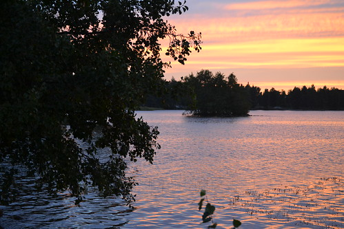 morning autumn lake st sunrise finland geotagged september fin 2011 säkylä pyhäjärvi satakunta pihlava 201109 20110904 geo:lat=6103755300 geo:lon=2233318900