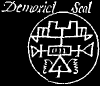 Demoriel - Aerial Spirit of Solomon