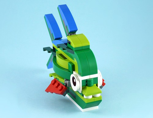 LEGO Creator 31031 Rainforest Animals 21
