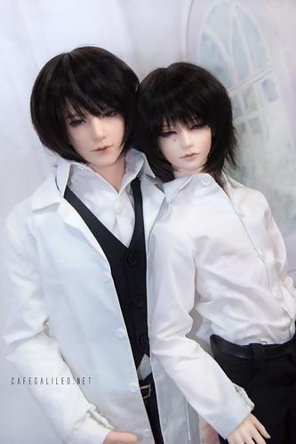 Manabu & Masaru