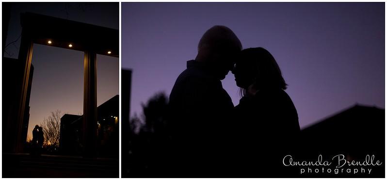 Bill & Monica - Amanda Brendle Photography - Greenville, NC Photographer