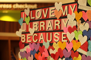 I Love My Library - Scotts Valley