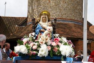 RCDEA Walsingham Pilgrimage May 2016