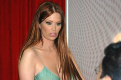 Red haired porn legend Jenna Jameson in 2005