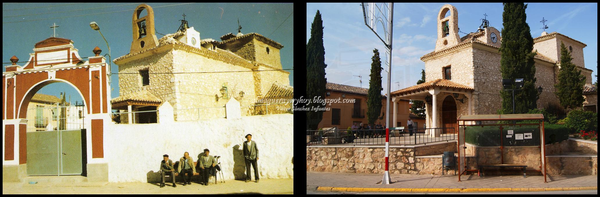 San Anton. Años 80-2012
