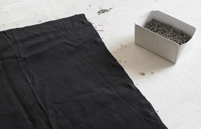 DIY Square silk camisole