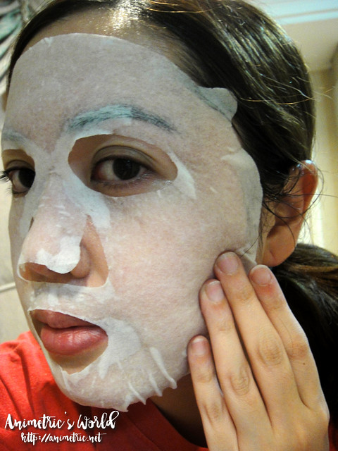 Kracie Hadabisei All in 1 Facial Mask