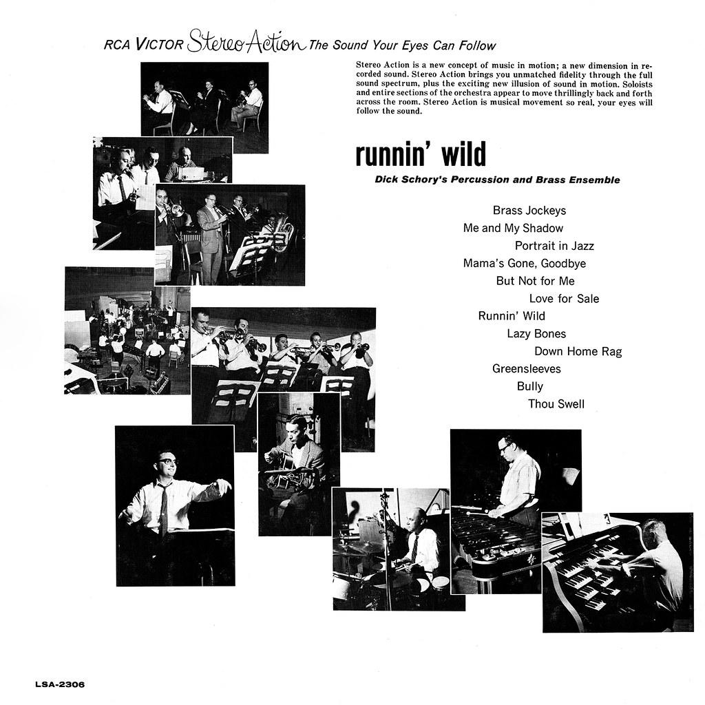 Dick Schory - Runnin' Wild