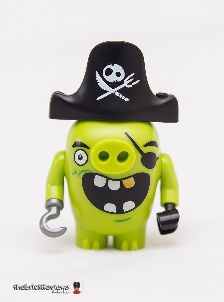 ThebrickReview: LEGO 75825 Piggy Pirate Ship 27114516445_98e68c582f_b