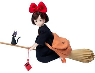 りからいず 『魔女の宅急便・キキ』莉卡娃娃『魔女宅急便 琪琪ver.』