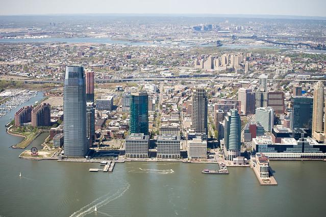 Downtown Newark, New Jersey