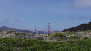 Baker Beach Bridge