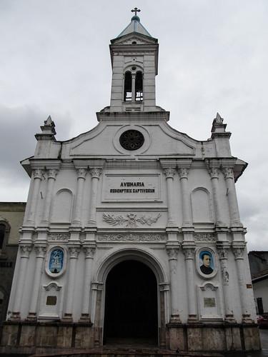 Cuenca: la Iglesia de la Merced