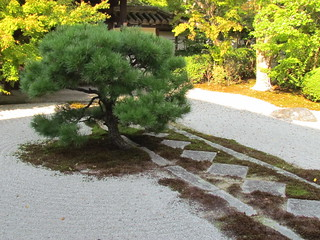 Stone Garden at Nanzen-ji