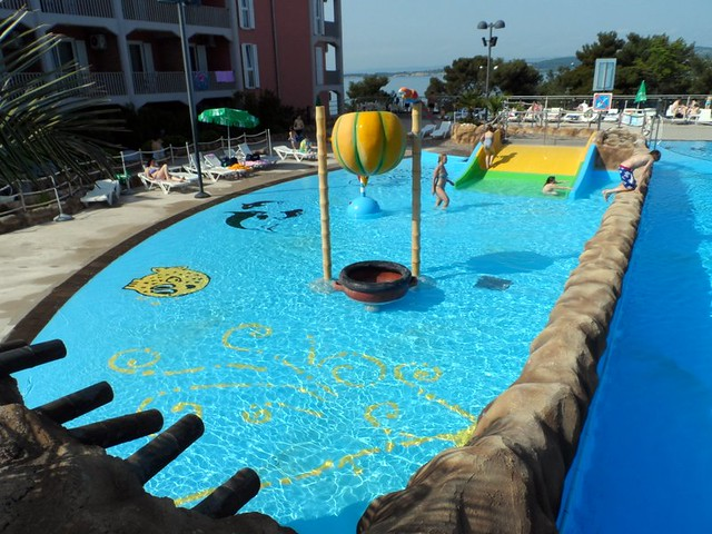 Aquapark Žusterna - Koper