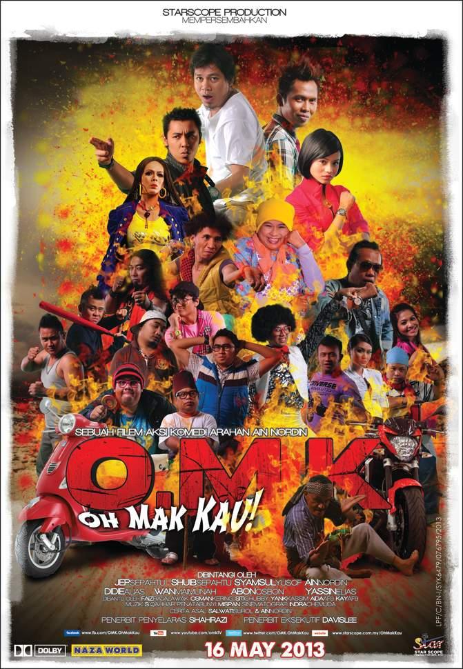 Poster Filem OMK