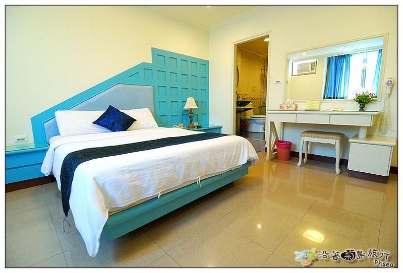 2013澎湖翔鴿渡假別墅-301藍色海洋雙人套房_02