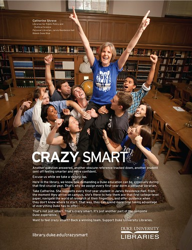Crazy Smart Personal Librarian Program