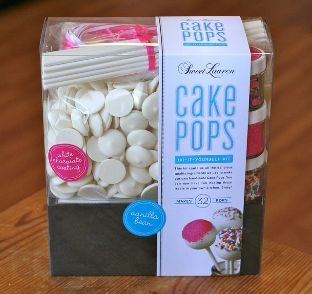 Sweet Lauren Cake Pop Kits