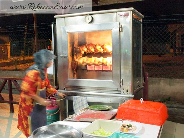 Restoran Barkat Roti John, Tanjung Kling, Malacca