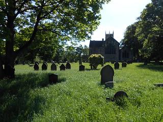 St Margarets graveyard